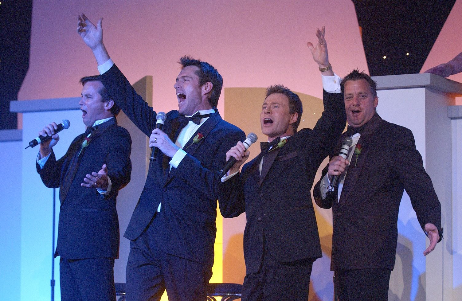 the leading men broadway show