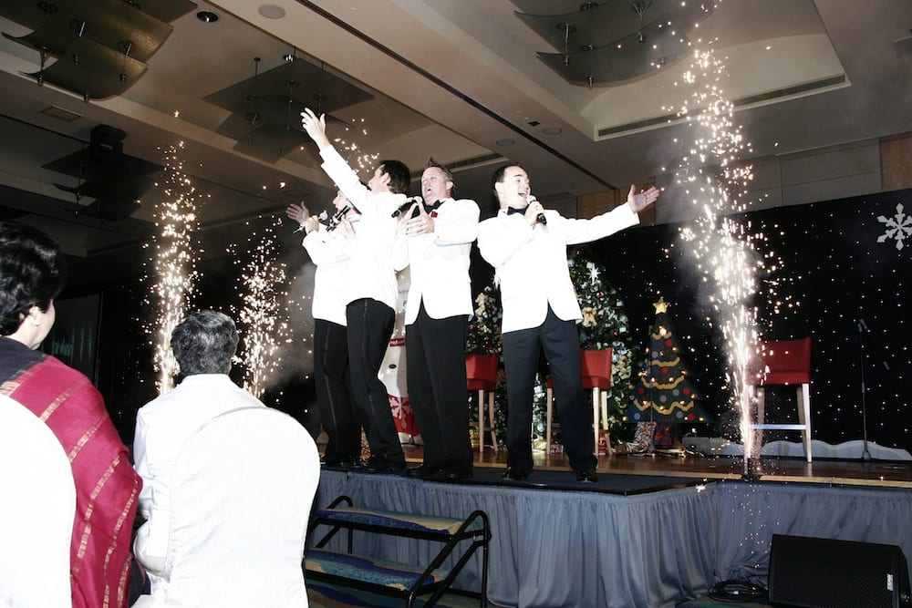 Lovegrove Entertainment - Classy Ideas for Year-Ender Corporate Events