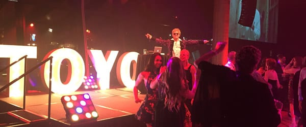 corporate event dj services adelaide