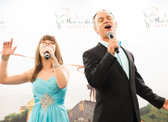 corporate event singers