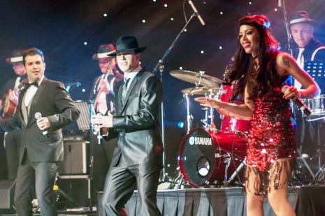 swing band event entertainment